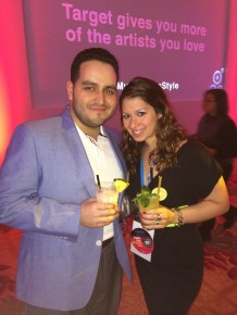 With Buzzfeed's Adrian Carrasquillo