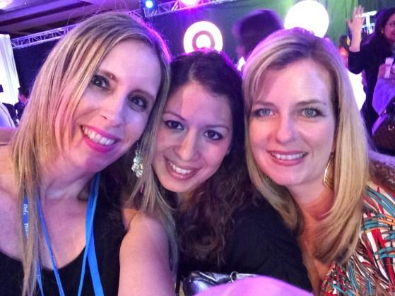 Aileen Abella & Luly B!