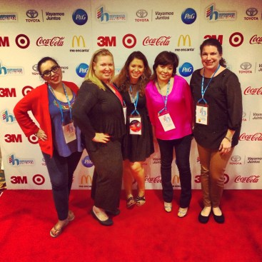 SMLatinas at Hispanicize14!