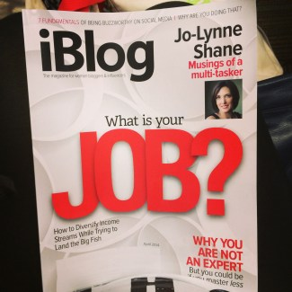 iBlog Magazine- great read!