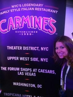 Carmine's: A NY Institution