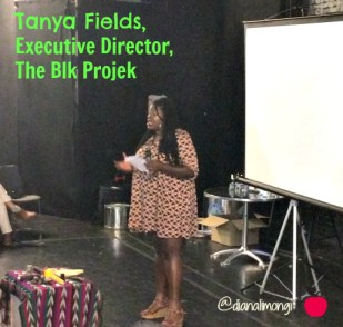 Tanya Fields