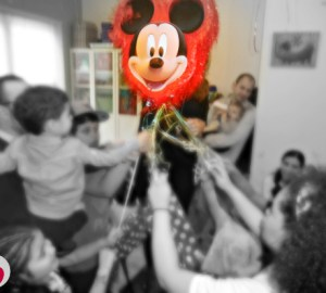 Mickey Mouse Pinata