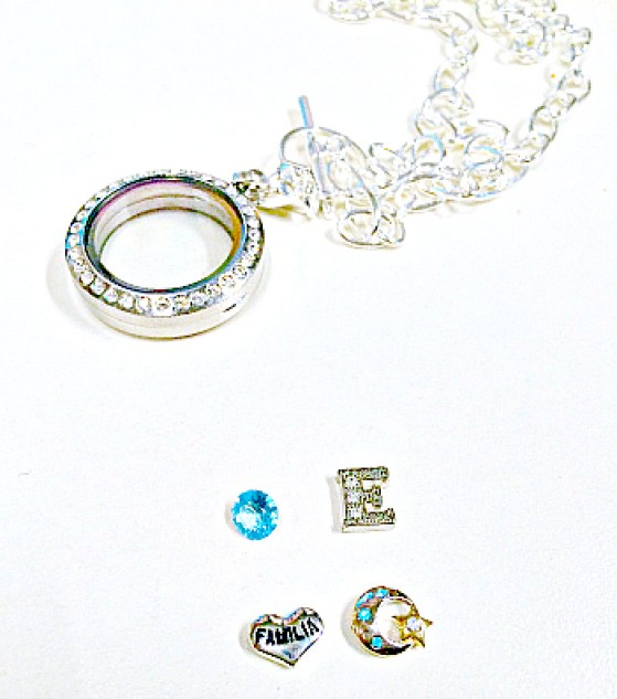 origami owl locket and chain 2