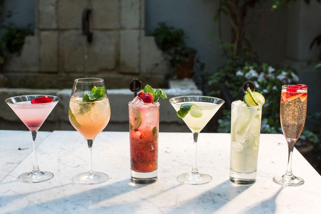 cocktails-Laduree