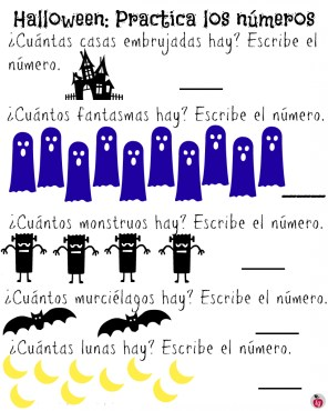 numeros-vocabulario-de-Halloween-Spanish-819x1024