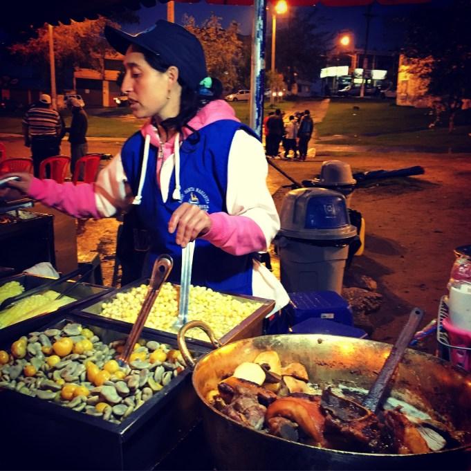 lugares para comer en Quito