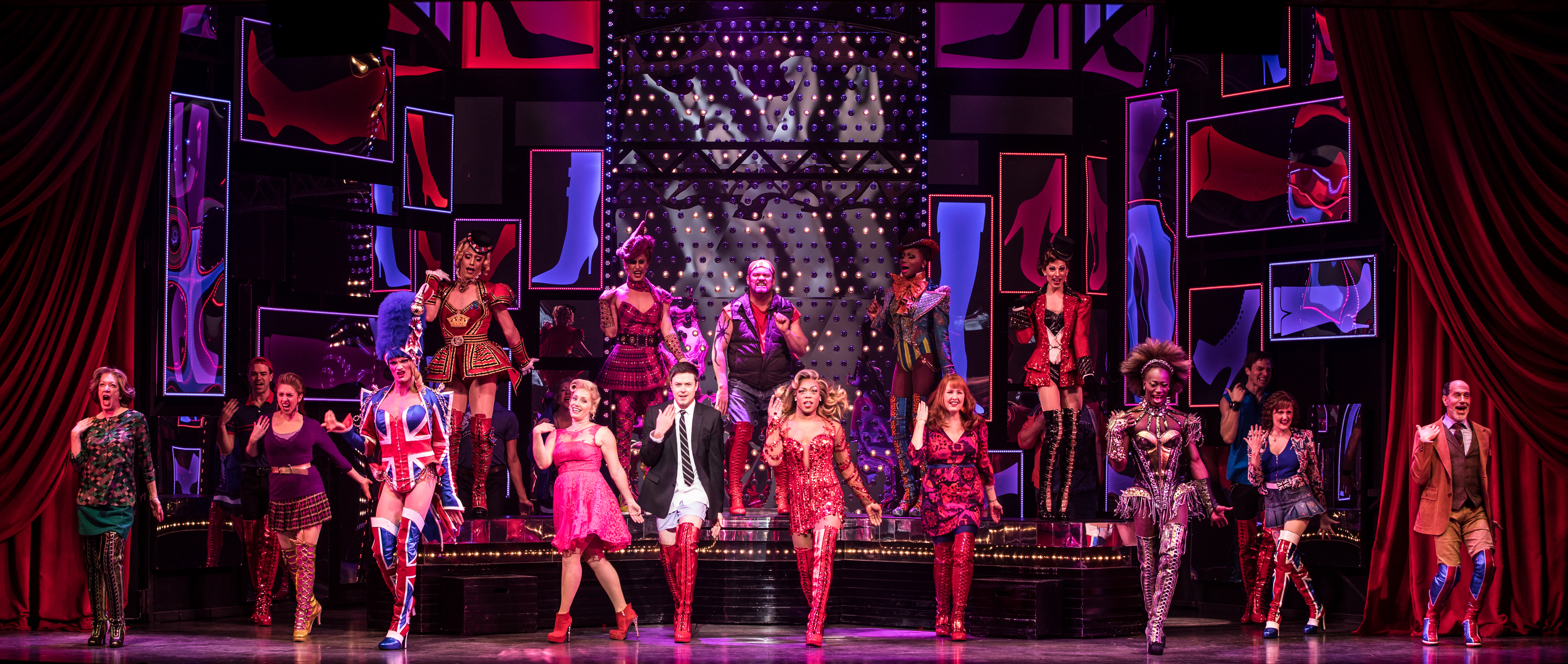 Kinky Boots Discount Code