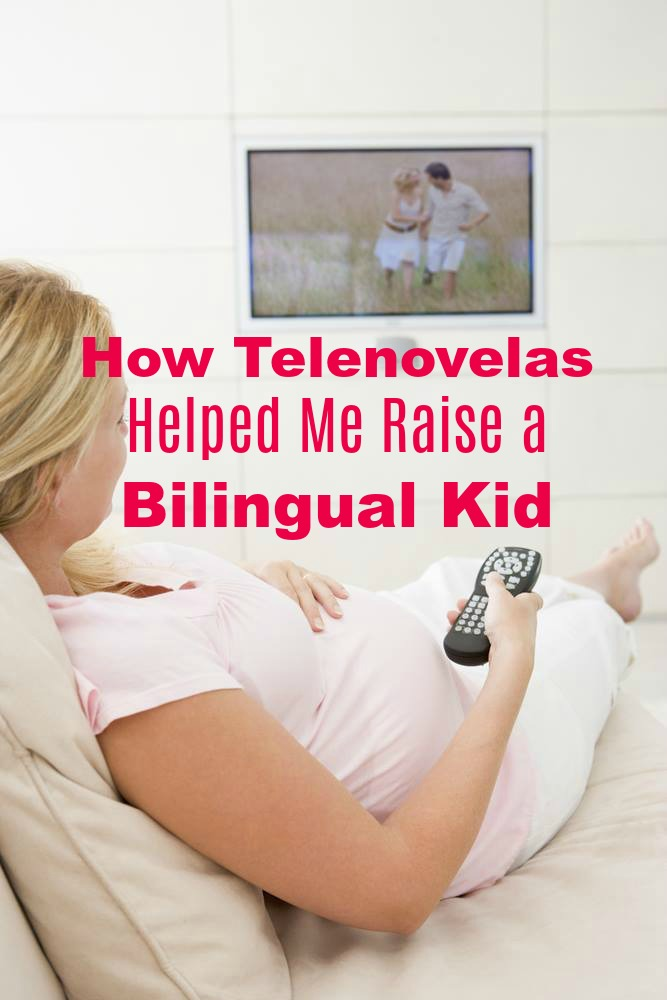 How telenovelas helped me raise a bilingual kid