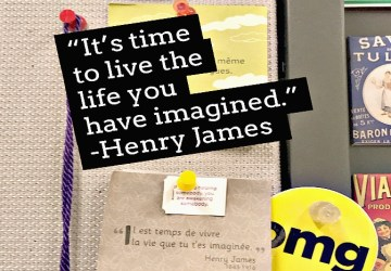 Henry James Quote
