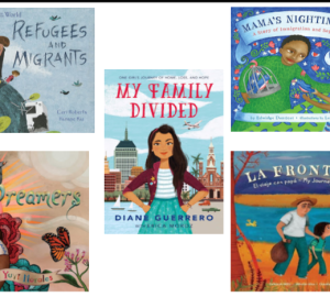 books about immigration for kids