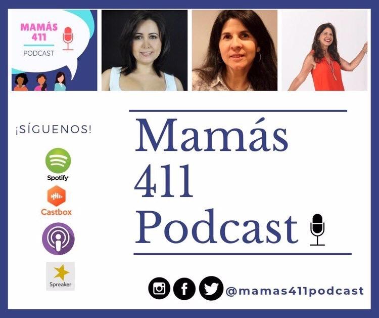 podcast en español para mamás latinas