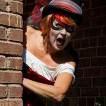 Victorian Harley Quinn
