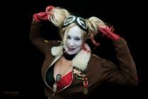 Bombshell Harley Quinn