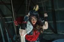 Wasteland Wonderland Queen of Hearts