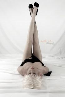 Boudoir Blonde
