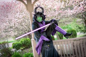 Sith Maleficent by LadyDragon Creations
