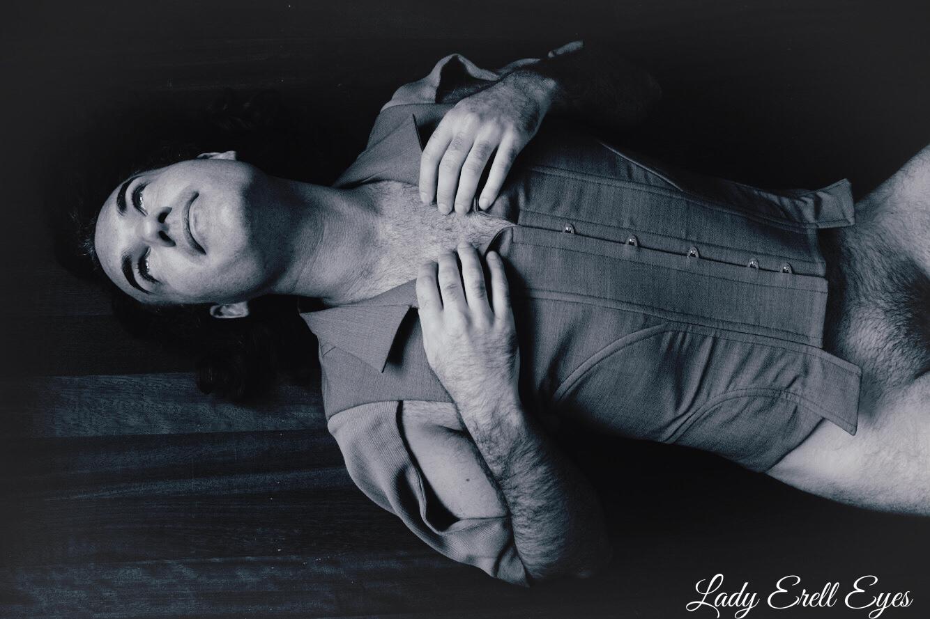 Shooting by Lady Érèll bisexualité slow sexe écriture inclusive