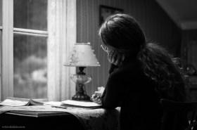 Večerní psaní deníku, Dominika