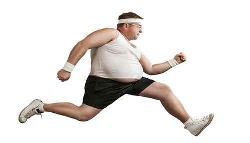 cum poate o persoană grasă subțire în jos