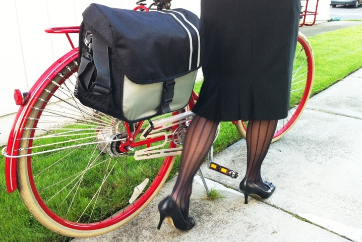 Dress for Success on the Bicycle (2/6)