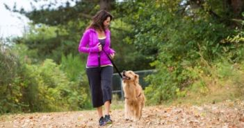 Report: Walking Your Dog Is Good For Your Health AND Your Neighborhood
