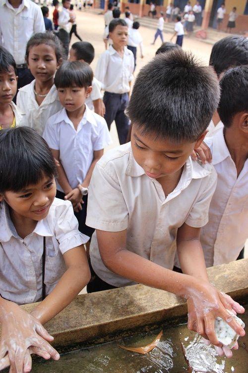 Photo: Eco-Soap Bank