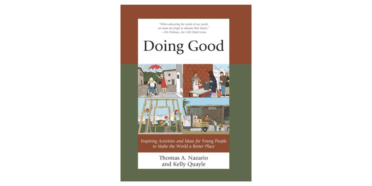 'Doing Good' Curriculum Teaches Kindness in the Classroom