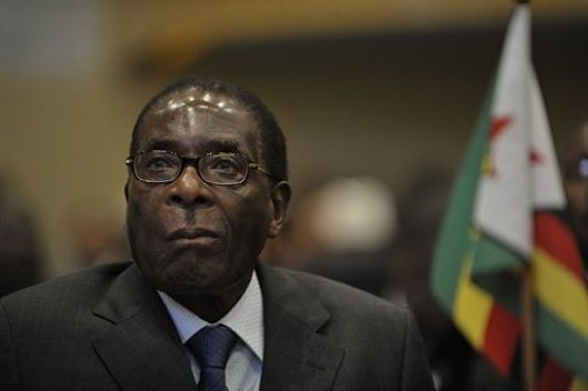 Robert Mugabe of Zimbabwe