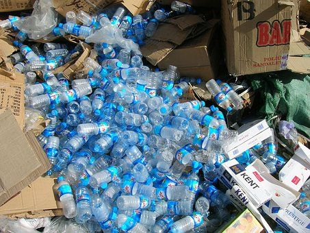 How a New, Biodegradable Water Filter Can Help Our Plastic Bottle Crisis