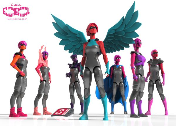 Jim Henson Company Bringing All-Female Action Figures to ...