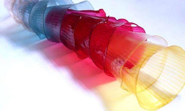 Meet Edible Plastics, Biodegradable Plastics' Fun Cousins