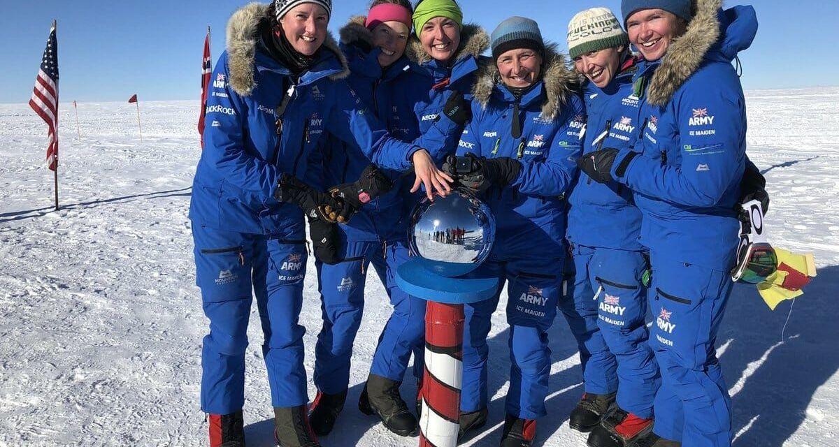 Female Dog-Free Sled Team Shows Iditarod Mushers How It's Done