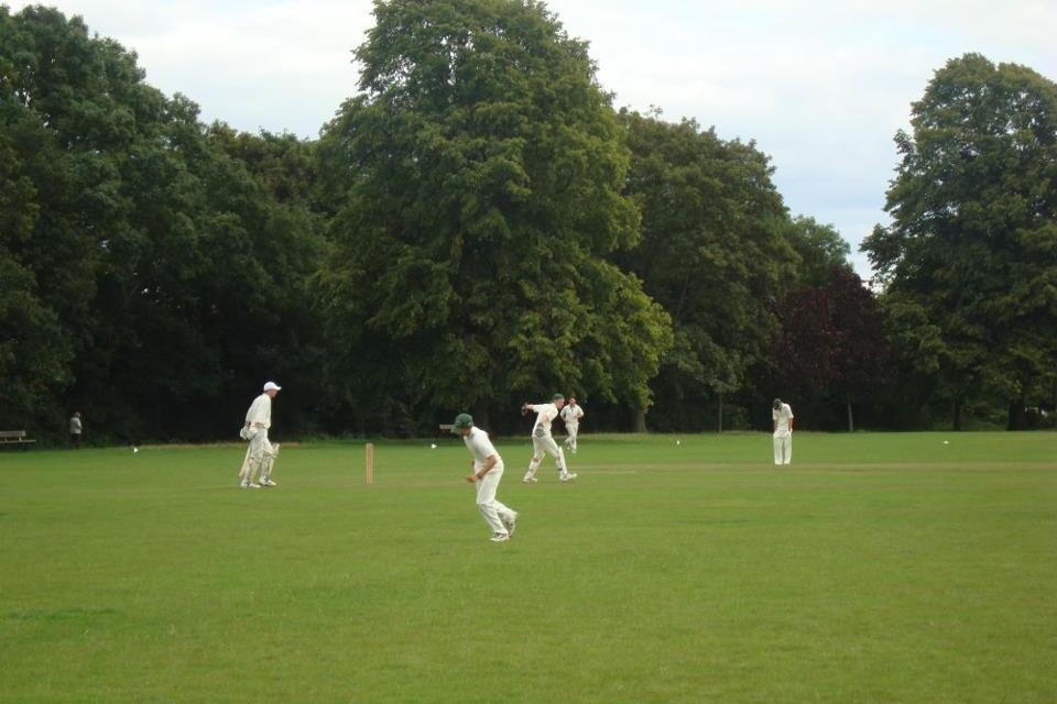 Meet the World's First Vegan Cricket Club