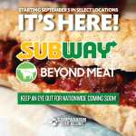Subway Debuts Plant-Based Meatball Sub – So How Does It Taste?