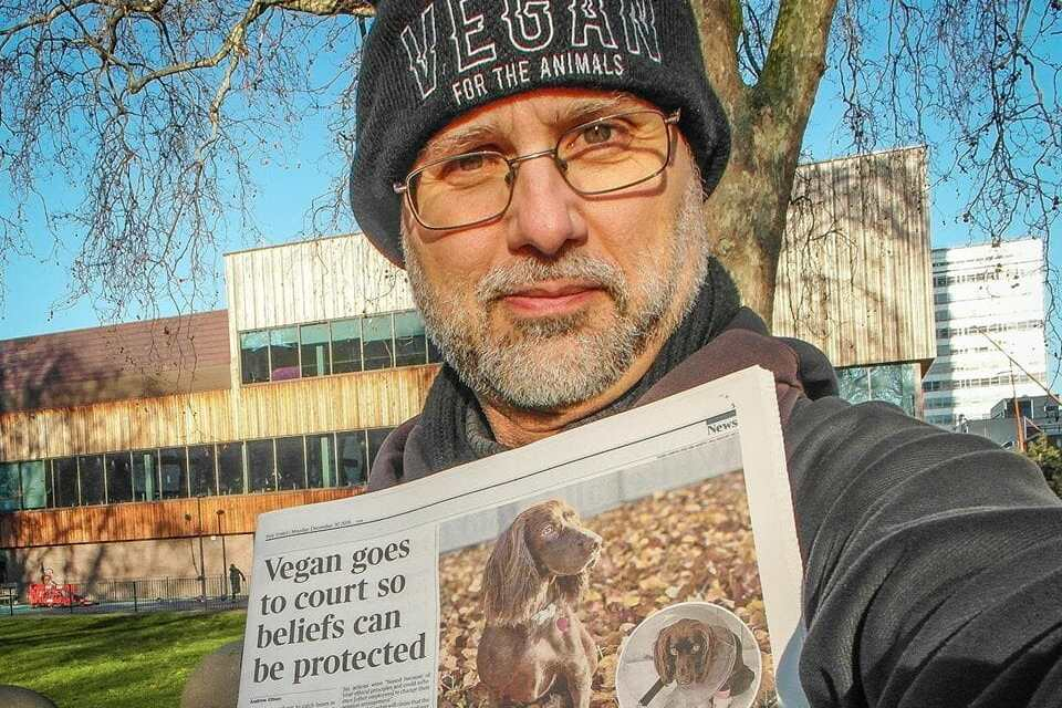 UPDATE: Tribunal Rules Ethical Veganism Is a Philosophical Belief Protected by Law