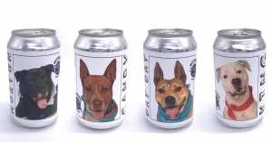 This Brewery Is Putting Shelter Dogs on Beer Cans to Help Them Find Forever Homes