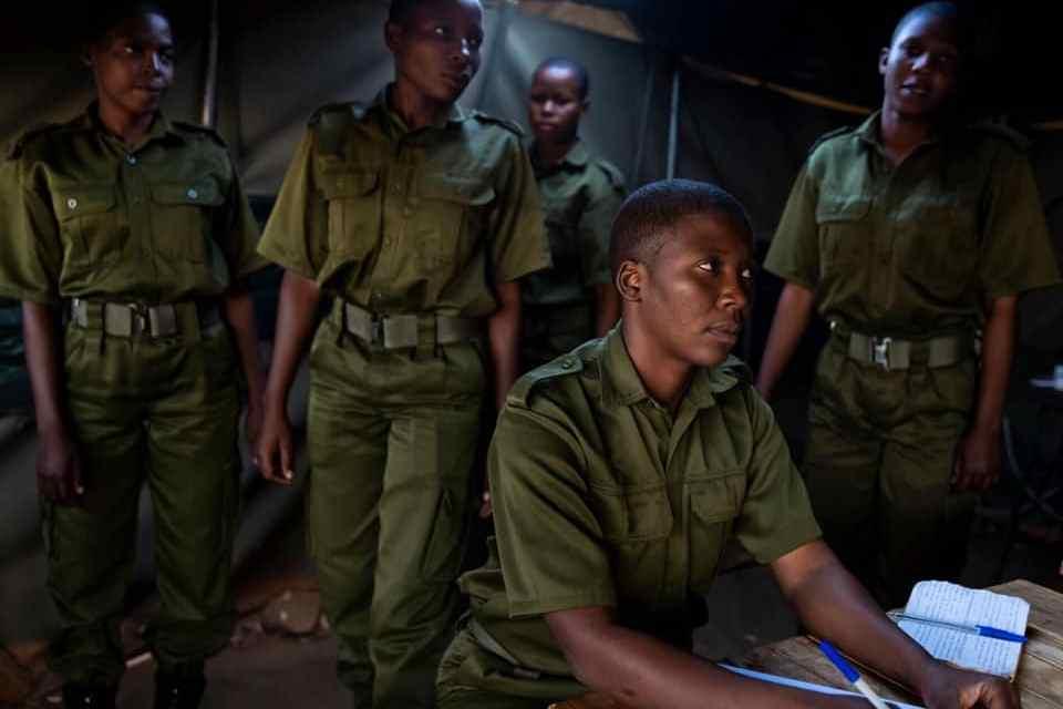 New Documentary Tells the Story of Female Anti-Poaching Warriors