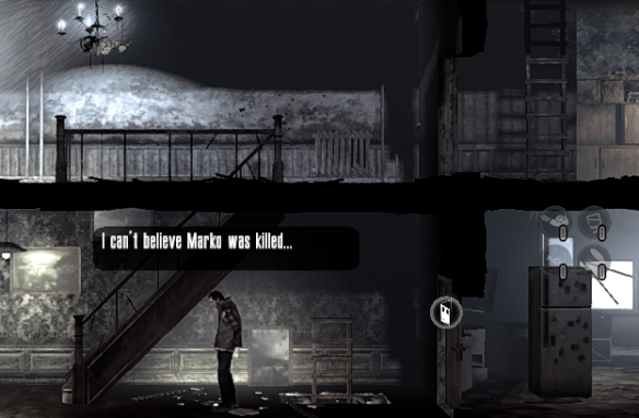 This War of Mine - I can't believe Marko was killed