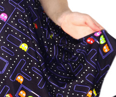 pacman-dress