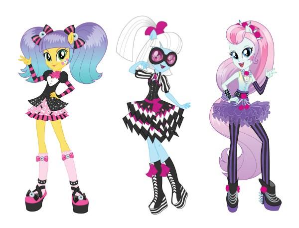 Friendship is… Unnerving? A My Little Pony: Rainbow Rocks ...