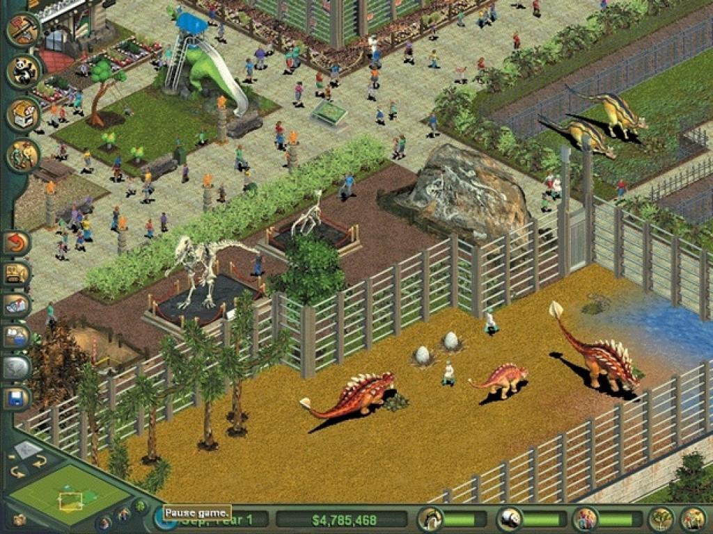 Throwback Thursdays Zoo Tycoon