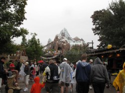 Mt. Everest, DisneyWorld