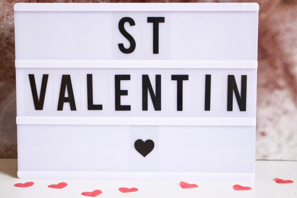 Des idées cadeaux pour la Saint Valentin