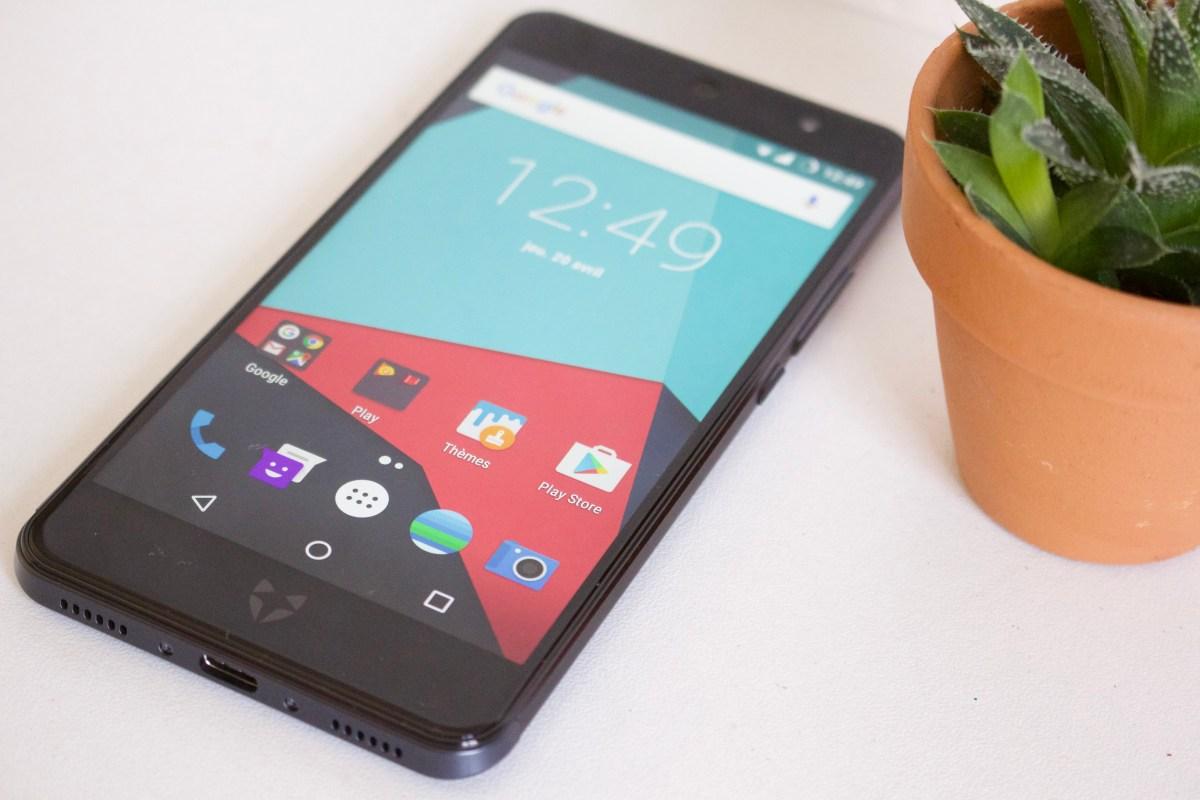 Nouveauté Smartphone avec Wileyfox #concours
