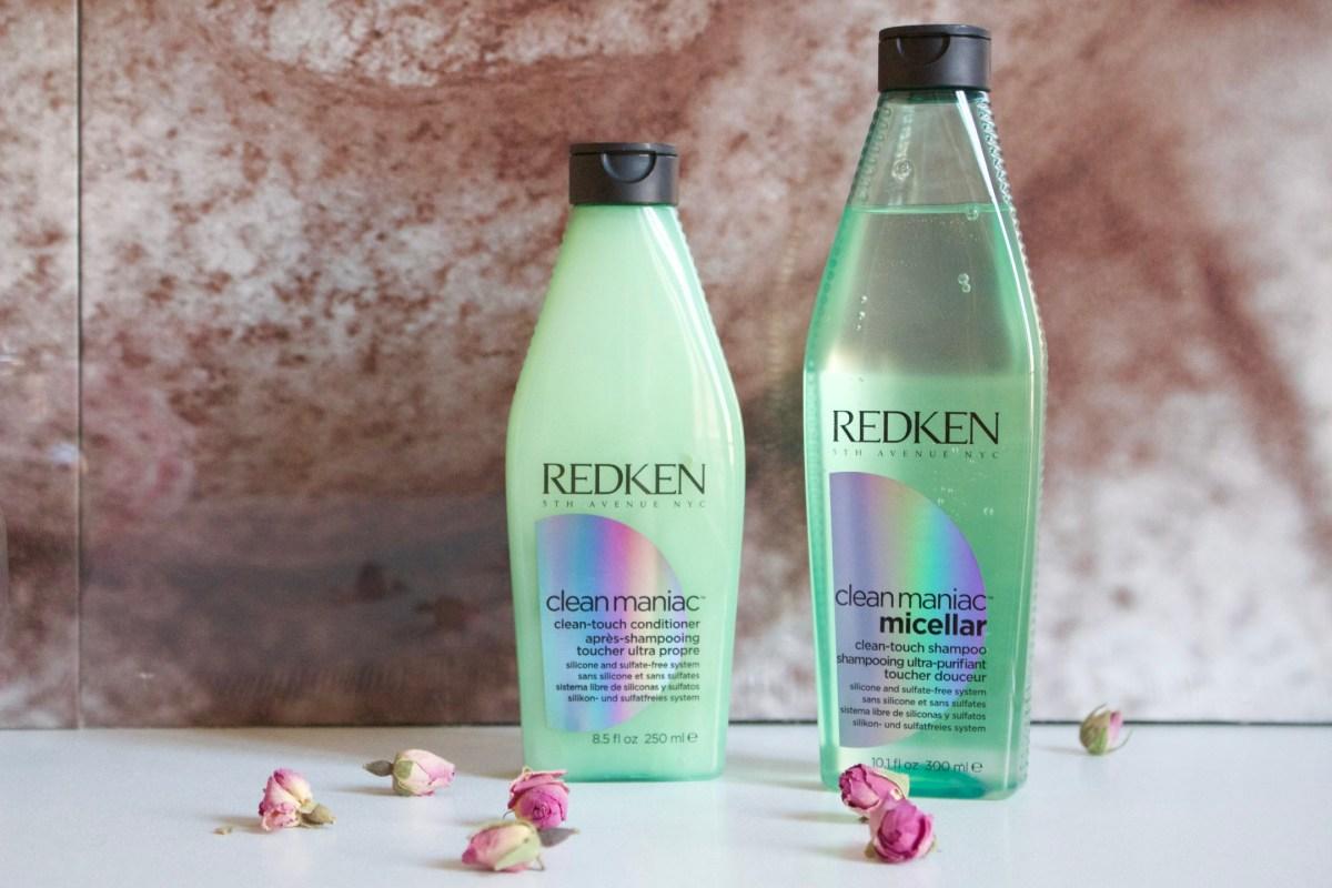 J'ai testé la cure détox capillaire : Clean Maniac #Redken