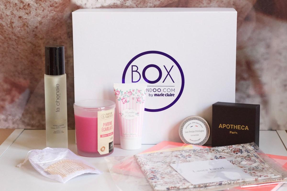 Box Mode et Lifestyle Marie Claire