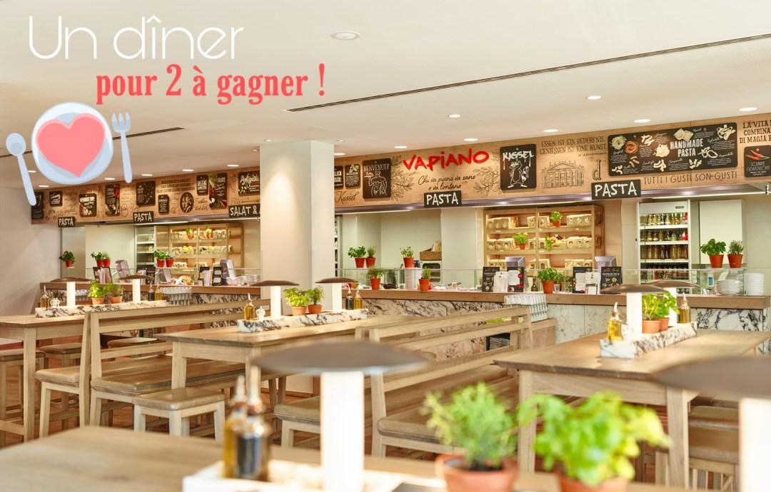alt-Un-Diner-chez-Vapiano-à-gagner