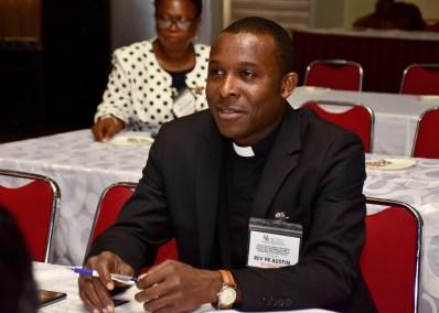Rev. Father Austine