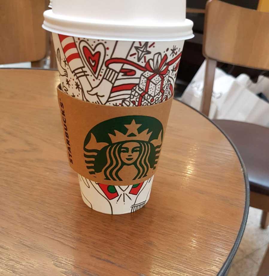 Starbucks-Iordania